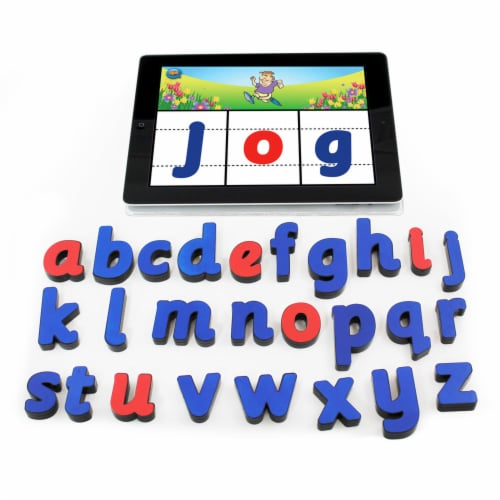 Junior Learning Touchtronic Letters Classroom Kit Perspective: right