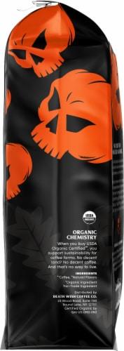Death Wish Coffee Co® Ground Pumpkin Ground Coffee Perspective: right