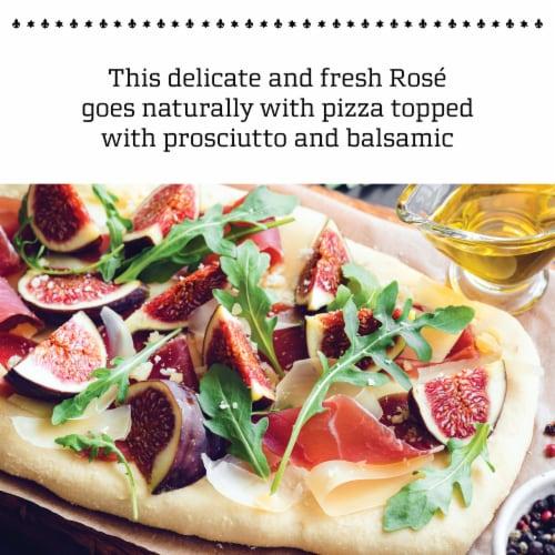 Bieler Père & Fils Sabine Rose Wine Perspective: right
