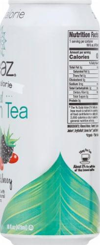 Steaz Goji Blackberry Iced Green Tea Perspective: right