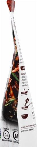 Saffron Road Korean Stir Fry Simmer Sauce Perspective: right