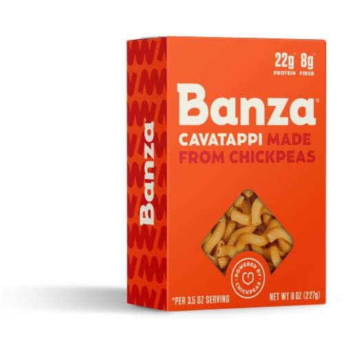 Banza Cavatappi Chickpea Pasta Perspective: right