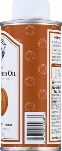 La Tourangelle Toasted Pumpkin Seed Oil Perspective: right