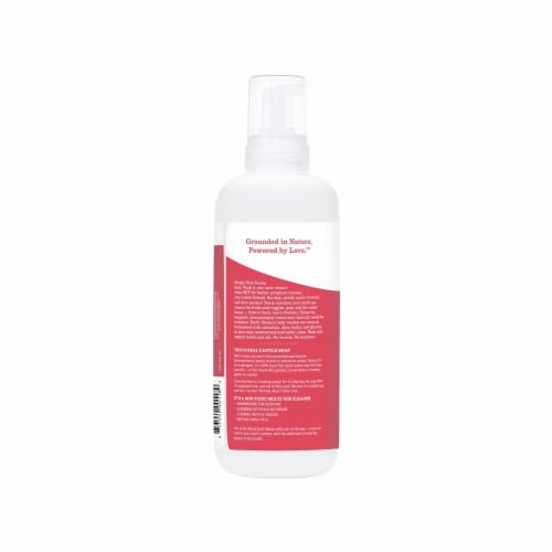 Earth Mama Natural Non-Scents Baby Wash Perspective: right