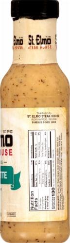 St. Elmo Steak House Vinaigrette Perspective: right