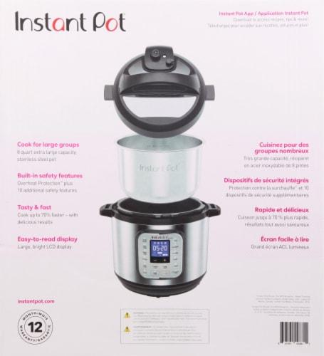 Instant Pot® Duo Nova Perspective: right