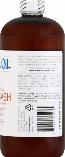 Alkalol Natural Soothing Nasal Wash Perspective: right