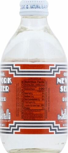 Original New York Seltzer Root Beer Soda Perspective: right