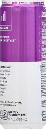 Lifeaid PartyAid Restore Rehab Blend Supplement Drink Perspective: right