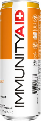 Lifeaid ImmunityAid Defend & Support Blend Supplement Drink Perspective: right