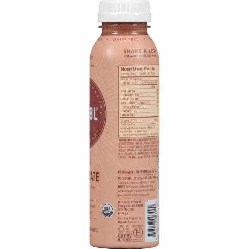 REBBL Organic Reishi Chocolate Immunity Elixir Perspective: right