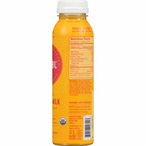 REBBL Tumeric Golden-Milk Revitalizing Elixir Perspective: right