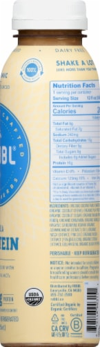 REBBL Vanilla Spice Protein Super Herb Elixir Perspective: right