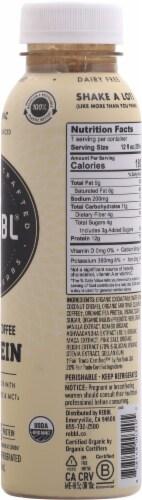REBBL Organic Protein Cold Brew Coffee Perspective: right