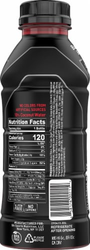 BODYARMOR Blackout Berry Sports Drink Perspective: right