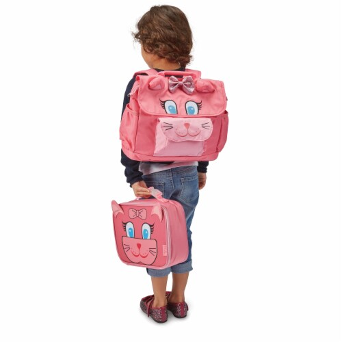 Bixbee Animal Pack Small Kitty Backpack Perspective: right