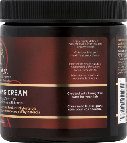 As I Am Twist Defining Cream Perspective: right
