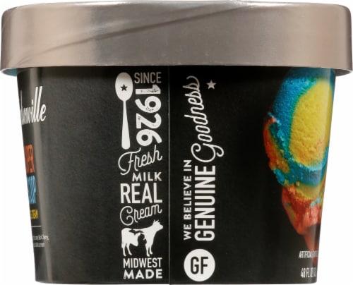 Hudsonville Premium Superscoop Ice Cream Perspective: right