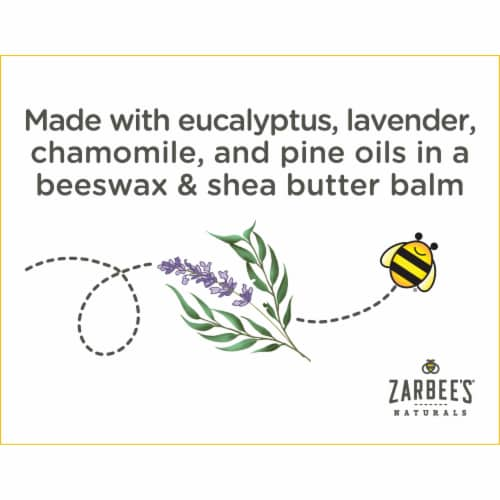 Zarbee's Naturals Baby Soothing Chest Rub Perspective: right