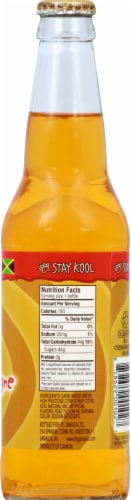 D&G Jamaican Kola Champagne Flavored Soda Perspective: right