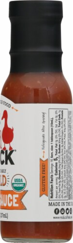 Red Duck Organic Approachably Mild Taco Sauce Perspective: right