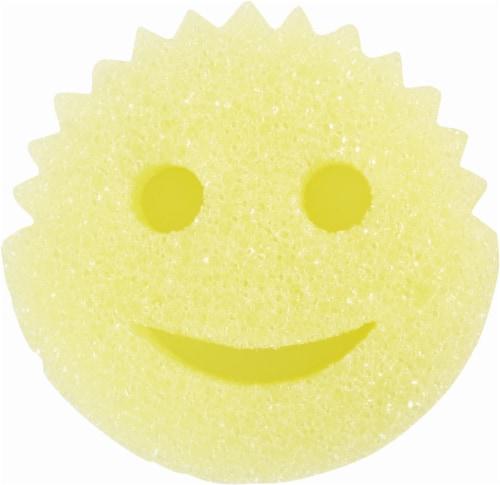 Scrub Daddy® Lemon Fresh Sponge Perspective: right