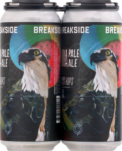 Breakside Brewery India Pale Ale Perspective: right