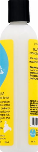 Curls Blueberry Bliss Reparative Leave-In Conditioner Perspective: right