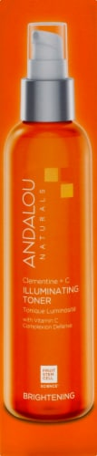 Andalou Naturals Clementine Illuminating Toner Perspective: right