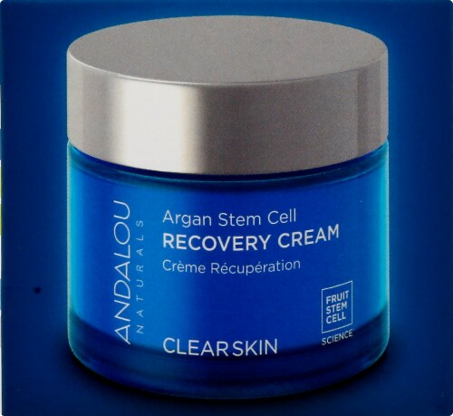 Andalou Naturals Clarifying Recovery Cream Perspective: right