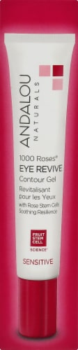 Andalou Naturals 1000 Roses Eye Revive Contour Gel Perspective: right