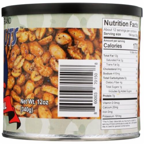 Duck Nuts Original Peanuts Perspective: right