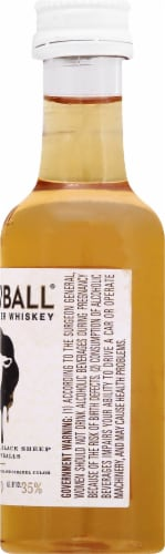 Skrewball Peanut Butter Whiskey Perspective: right