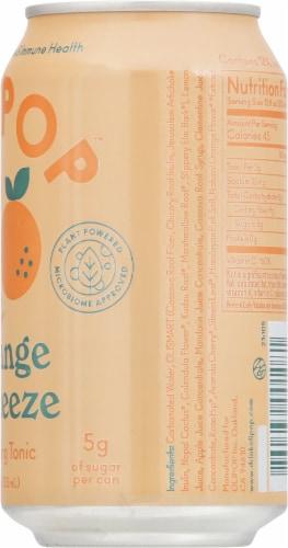Olipop Orange Sqeeze Sparkling Tonic Perspective: right