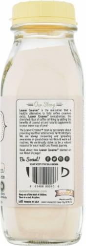 Leaner Creamer Original Coconut Oil Creamer Perspective: right