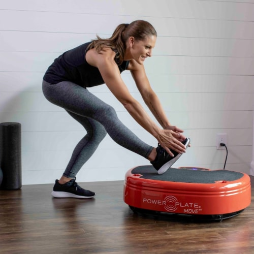 Power Plate MOVE-Red Perspective: right