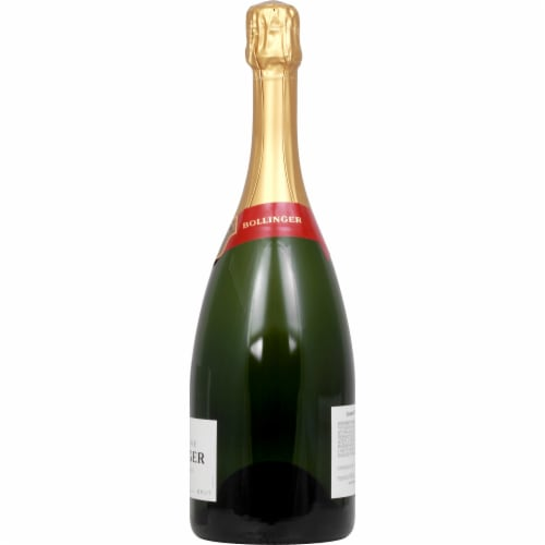 Bollinger Cuvee Brut Champagne Perspective: right