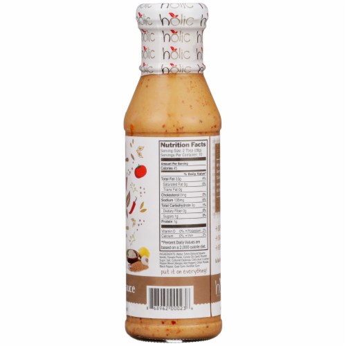 Holic Foods Tahiniholic Tahini Sauce & Dressing Perspective: right
