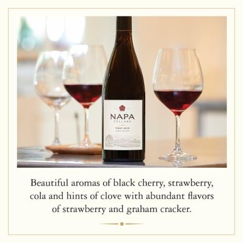 Napa Cellars Napa Valley Pinot Noir 750ml Wine Bottle Perspective: right