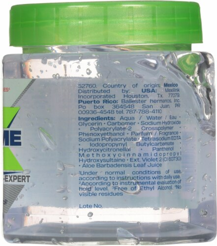 Wet Line Xtreme Clear Extra Hold Styling Gel Perspective: right