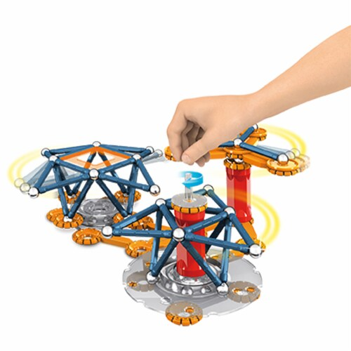 Geomag Mechanics Magnetic Motion Set Perspective: right