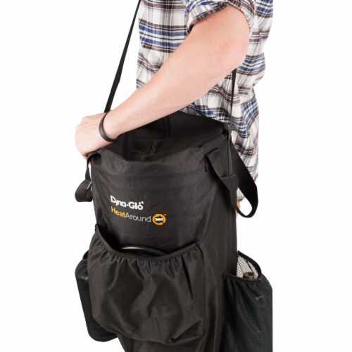 Dyna-Glo 300D Carrycase for HeatAround 360 Elite Portable Heater Perspective: right