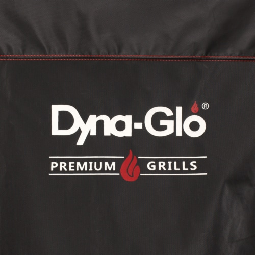 Dyna-Glo Premium Vertical Smoker Cover Perspective: right