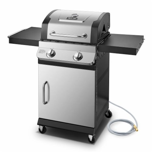 Dyna-Glo Premier 2-Burner Natural Gas Grill Perspective: right