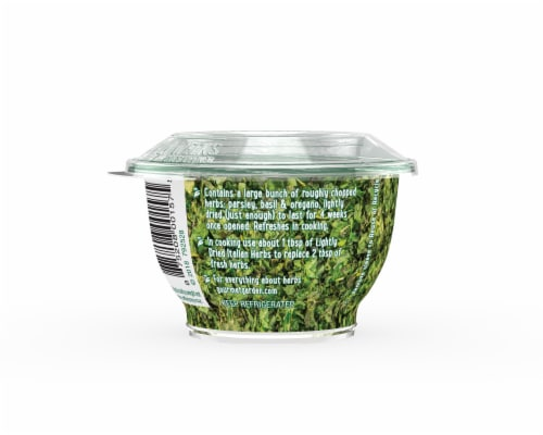 Gourmet Garden Lightly Dried Italian Herbs Perspective: right