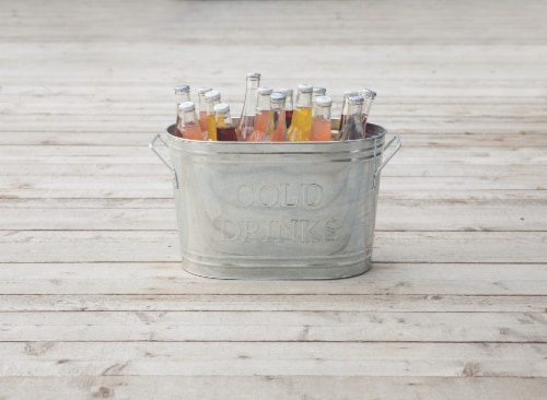 True Fabrications Cold Drinks Ice Bucket Perspective: right