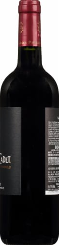 Mouton Cadet Bordeaux Red Wine Perspective: right
