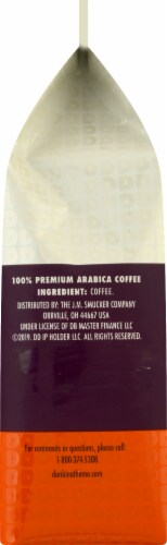 Dunkin' Signature Series Select Bold Dark Roast Blend Ground Coffee Perspective: right