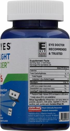 Viteyes® Kids Blue Light Defender Soft Chews Perspective: right
