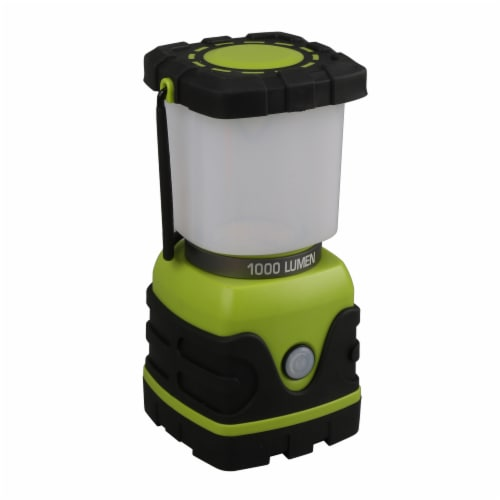 Tahoe Trails Camp Lantern - Green/Gray Perspective: right